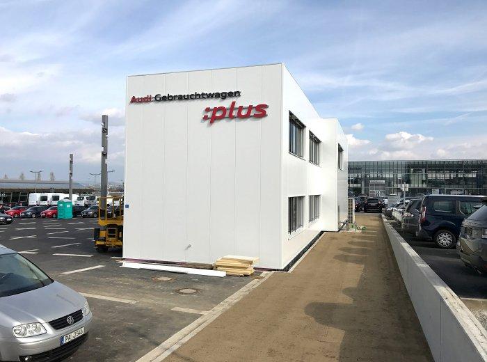 Audi Gebrauchtwagenzentrum - REITER - HAHNE